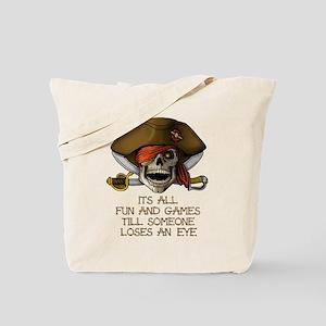 Its All Fun & Games Tote Bag