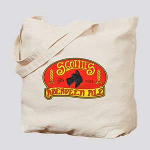 Scottie's Aberdeen Ale Tote Bag