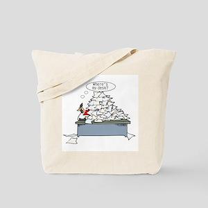 Office Humor Tote Bag
