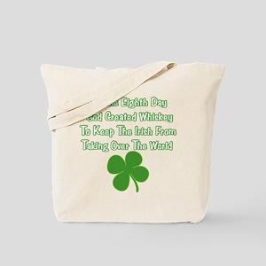 Irish Whiskey Tote Bag