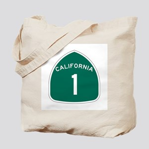 State Route 1, California Tote Bag