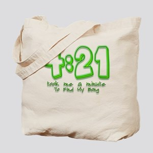 4:21 Funny Lost Bong Pot Desi Tote Bag
