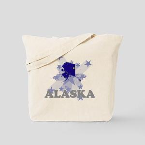 All Star Alaska Tote Bag