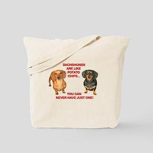 Potato Chips Tote Bag