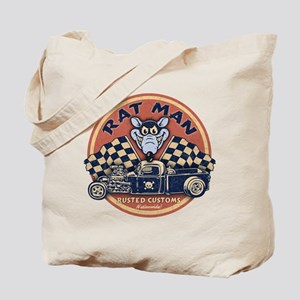 Rat Man Tote Bag