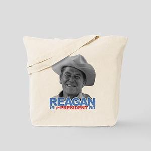 Reagan 1980 Election Tote Bag