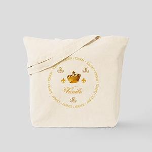 """""""Versailles-France 1"""" Tote Bag"""