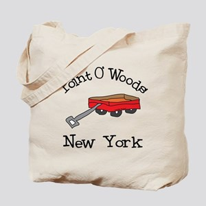 Point O' Woods Tote Bag