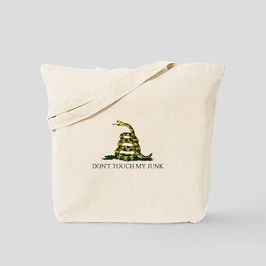 Gadsden Tote Bag