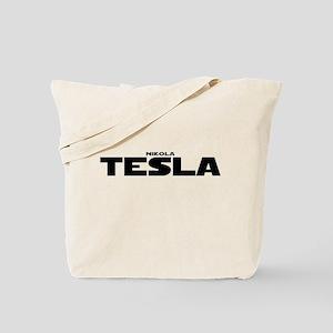Tesla Tote Bag