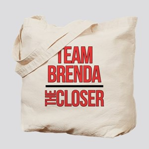 Team Brenda The Closer Tote Bag