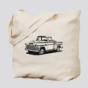 Old GMC pick up Tote Bag