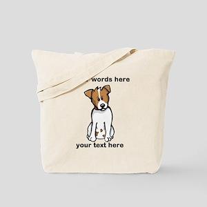 Jack Russell - Custom Tote Bag