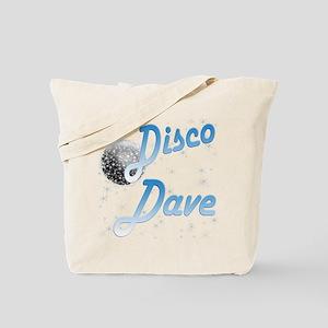 Disco Dave Tote Bag