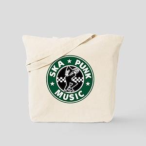 Ska Punk Tote Bag