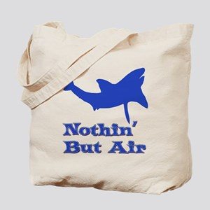 Leaping Great White Tote Bag
