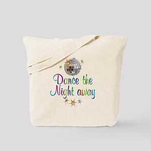 Dance Away Tote Bag