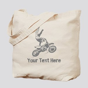 Freestyle Motocross Tote Bag