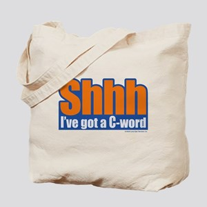 Blue Mountain State C Word Tote Bag