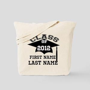 Customizable Senior Tote Bag