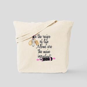 Mom Ingredient Tote Bag