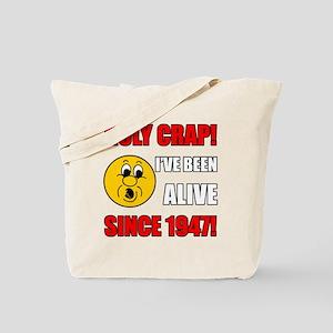 Hilarious 1947 Gag Gift Tote Bag