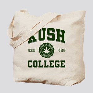 KUSH COLLEGE-2 Tote Bag