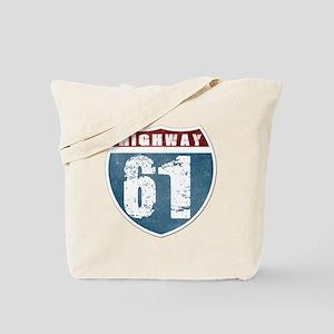 Highway 61 Tote Bag