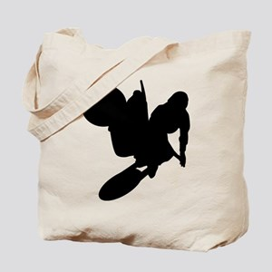 Motorcross Tote Bag