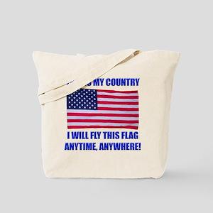 Flag2a Tote Bag