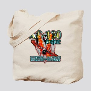 AC-130 Spectre The Night Hides Not Tote Bag
