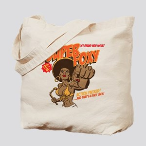 Ms. Super Foxy Tote Bag