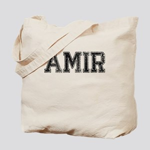 AMIR, Vintage Tote Bag