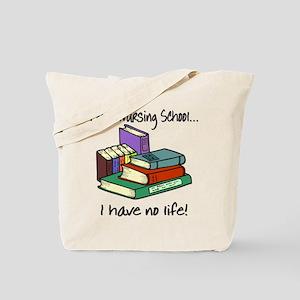 Nursing School Tote Bag