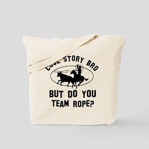 Team Rope designs Tote Bag