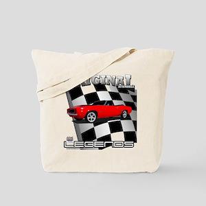 Musclecar 1969 Top 100 Tote Bag
