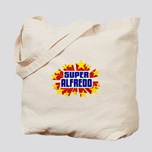 Alfredo the Super Hero Tote Bag