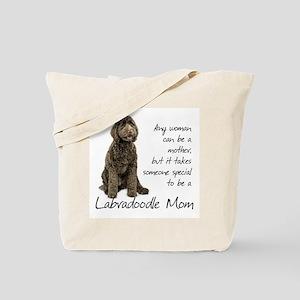 Labradoodle Mom Tote Bag