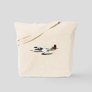 A-37 Dragonfly Aircraft Tote Bag
