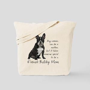 Frenchie Mom Tote Bag