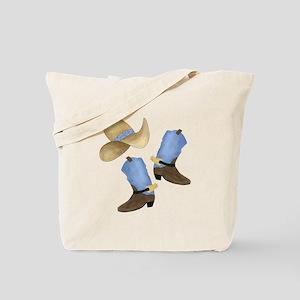 Cowboy - Western Tote Bag
