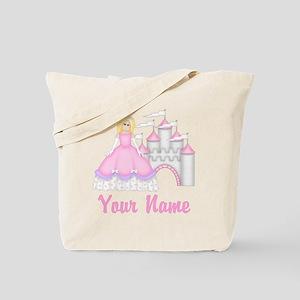 Princess Personalized Tote Bag