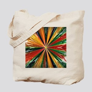 PALETTE WHEEL Tote Bag