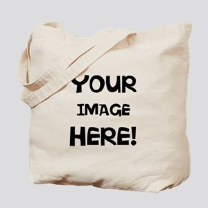 Customizable Image Tote Bag