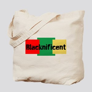 Blacknificent Tote Bag