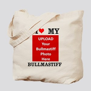 Bullmastiff-Love My Bullmastiff-Personalized Tote
