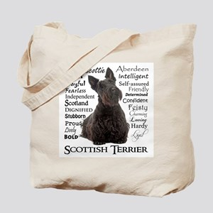 Scottie Traits Tote Bag