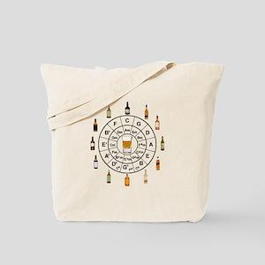 Circle of Whiskey 5th Tote Bag