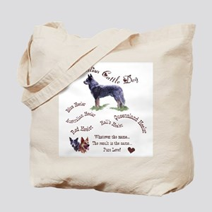 Austalian Cattle Dog Tote Bag