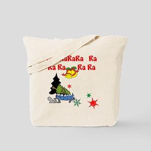 Fa Ra Ra Ra Ra Tote Bag